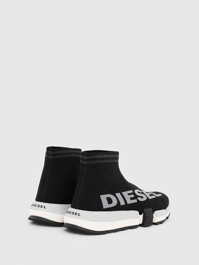 Diesel - H-PADOLA MID SOCK W, Schwarz - Sneakers - Image 3