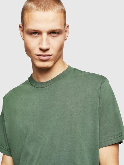 Diesel - T-THURE, Grün - T-Shirts - Image 4