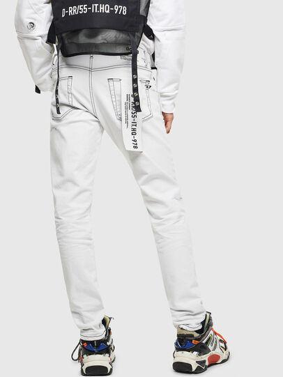 Diesel - D-Strukt 003Z1, Weiß - Jeans - Image 2