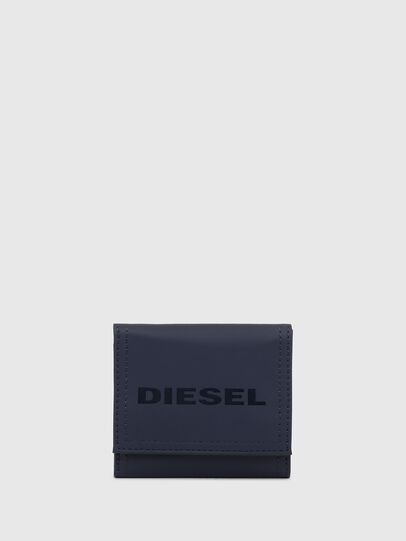 Diesel - YOSHINO LOOP, Dunkelblau - Kleine Portemonnaies - Image 1