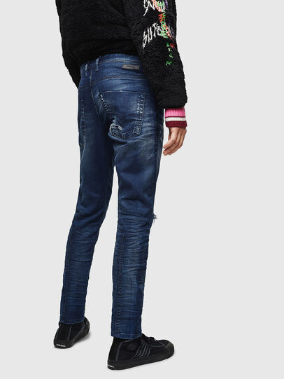 Diesel - Krooley JoggJeans 069JE, Dunkelblau - Jeans - Image 2