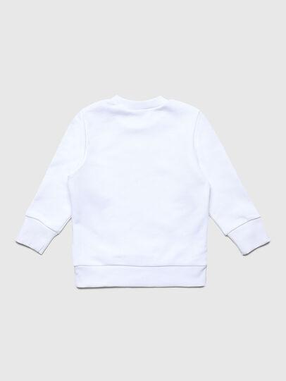 Diesel - SUNGB-R, Weiß - Sweatshirts - Image 2