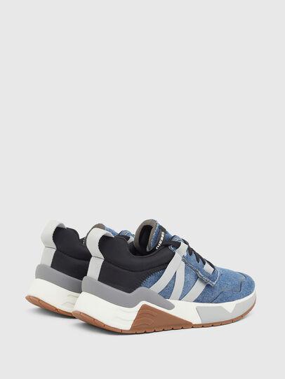 Diesel - S-BRENTHA WL, Jeansblau - Sneakers - Image 3