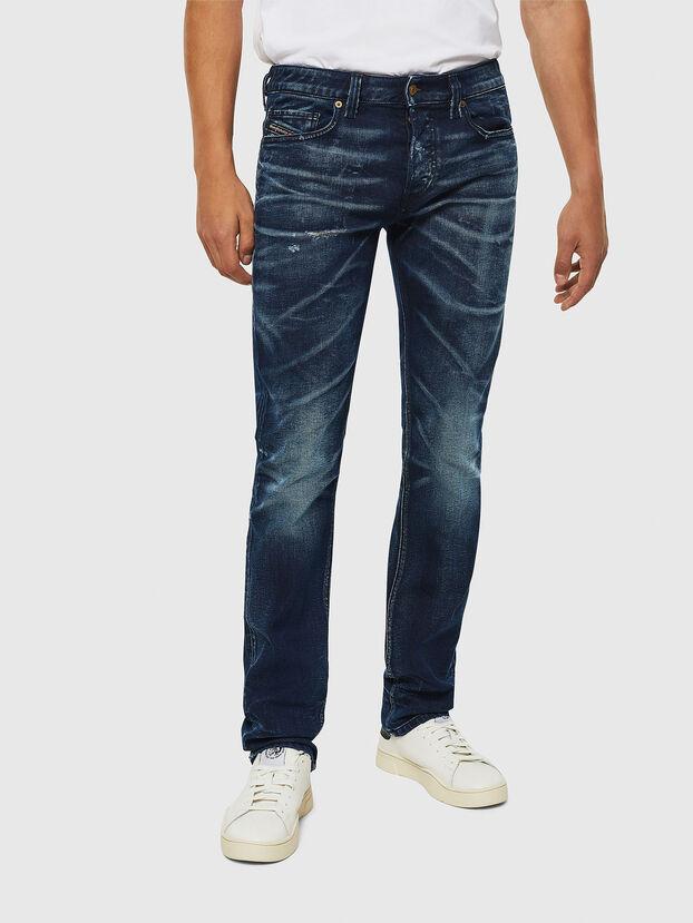 Safado 084AM, Dunkelblau - Jeans