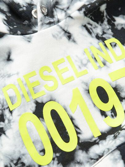 Diesel - SALBYY OVER, Schwarz - Sweatshirts - Image 3