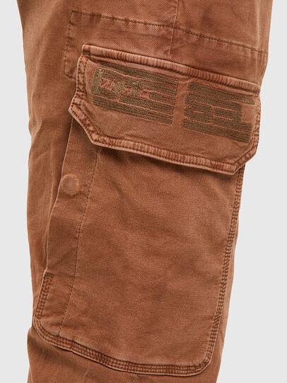 Diesel - D-Krett JoggJeans® 069RJ, Hellbraun - Jeans - Image 5