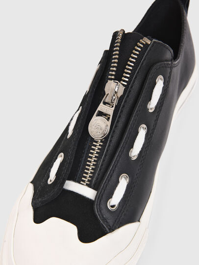 Diesel - S-ASTICO LZIP, Schwarz - Sneakers - Image 4