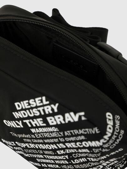 Diesel - KUBELT, Schwarz - Taschen - Image 4
