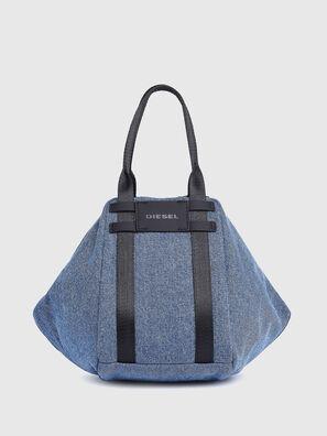 CAGE SHOPPER XS, Jeansblau - Taschen