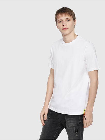 Diesel - T-JUST-Y-TRIMS,  - T-Shirts - Image 1