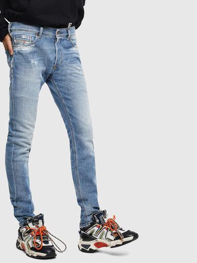 Diesel - Tepphar 009BU, Hellblau - Jeans - Image 4