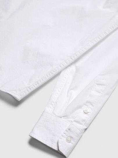 Diesel - CSBILL, Weiß - Hemden - Image 5