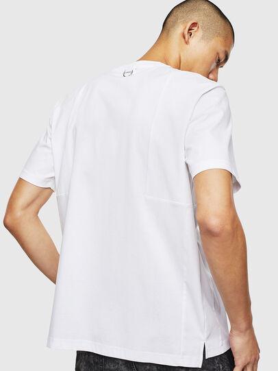 Diesel - T-TOMI, Weiß - T-Shirts - Image 2