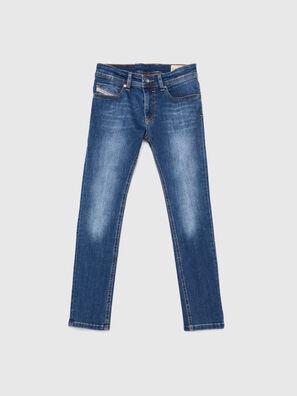 SLEENKER-J-N, Mittelblau - Jeans