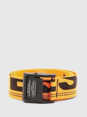 B-MASER, Orange - Gürtel