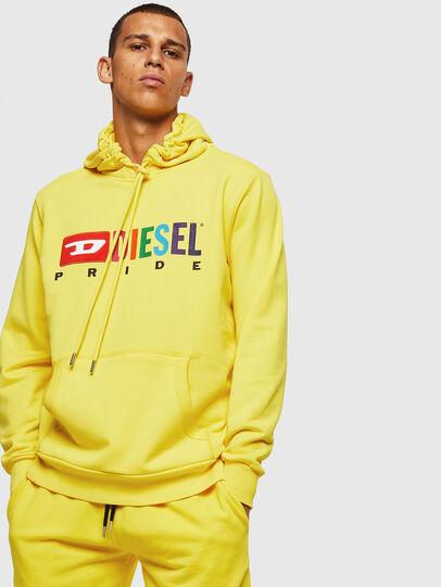 Diesel - S-GIR-HOOD,  - Sweatshirts - Image 1