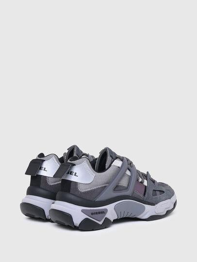 Diesel - S-KIPPER LOW TREK II, Grau - Sneakers - Image 3