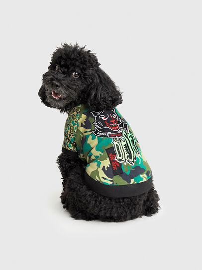 Diesel - PET-WOLF-CMF, Camouflagegrün - Weitere Accessoires - Image 2