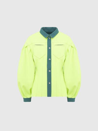 Diesel - G-ALBA, Wassergrün - Jacken - Image 6