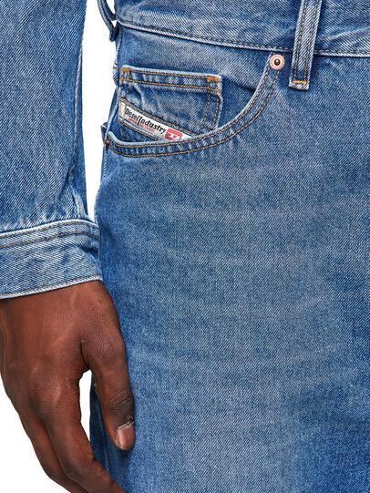 Diesel - D-Macs 009MG, Mittelblau - Jeans - Image 3