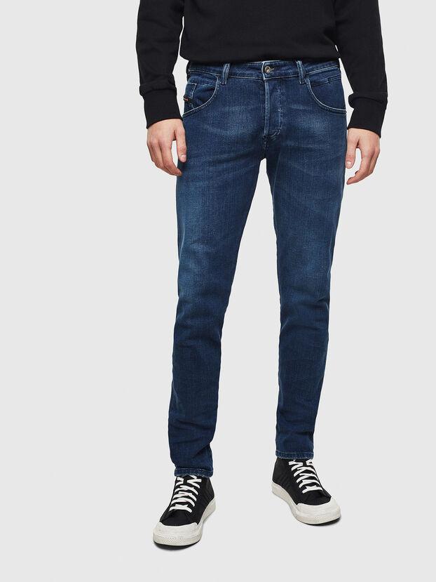 D-Bazer 0095T, Dunkelblau - Jeans