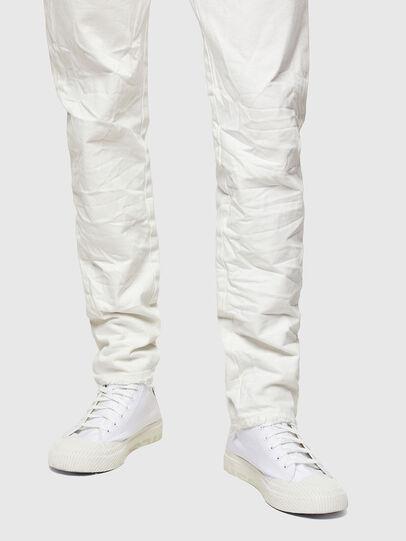 Diesel - D-Kras 0HBAJ, Weiß - Jeans - Image 5