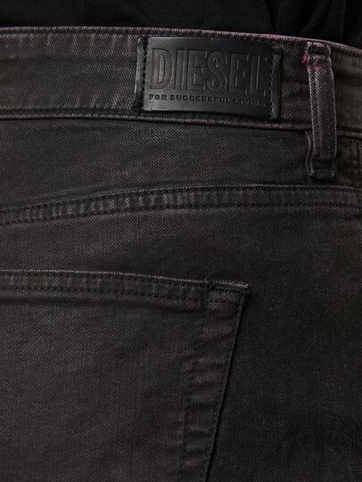 Diesel - D-Joy 009DU, Schwarz/Rosa - Jeans - Image 5