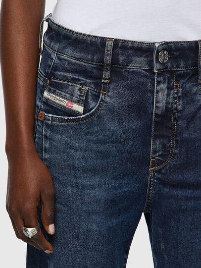 Diesel - Fayza JoggJeans® 069WZ, Dunkelblau - Jeans - Image 4
