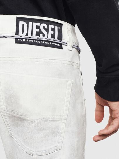 Diesel - D-Luhic JoggJeans 069LZ, Weiß - Jeans - Image 5