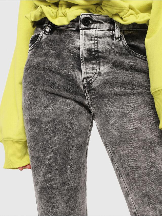 Diesel - Babhila 069FK, Hellgrau - Jeans - Image 3