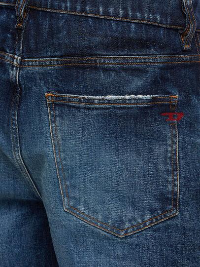Diesel - D-Macs 0079P, Dunkelblau - Jeans - Image 6