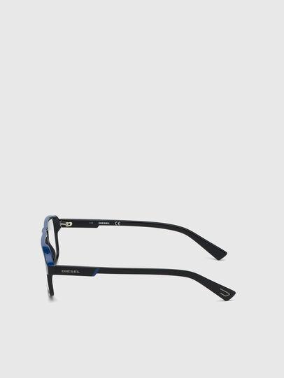Diesel - DL5309, Schwarz - Korrekturbrille - Image 3