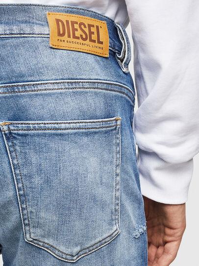 Diesel - D-Istort 009CJ, Mittelblau - Jeans - Image 5