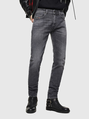Thommer 0095I, Schwarz/Dunkelgrau - Jeans