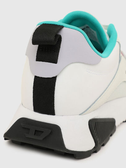 Diesel - S-TYCHE LOW CUT W, Weiss/Grau - Sneakers - Image 5