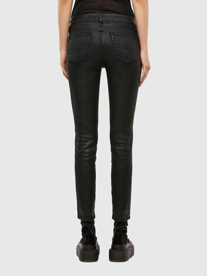 Diesel - D-Ollies JoggJeans® 069QJ, Schwarz/Dunkelgrau - Jeans - Image 2