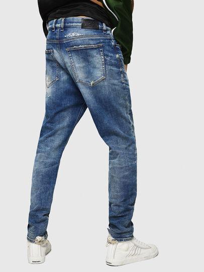 Diesel - D-Vider JoggJeans 0870Q, Mittelblau - Jeans - Image 2