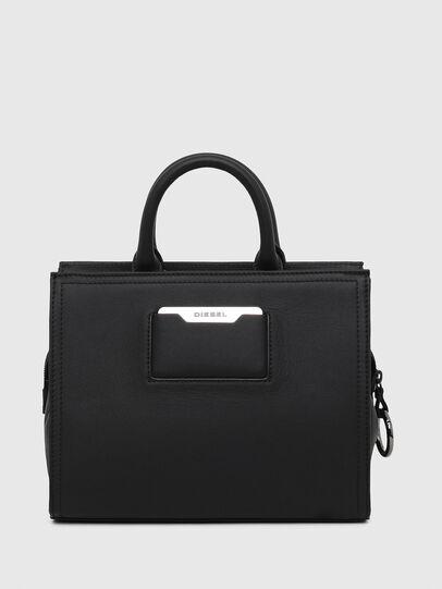 Diesel - PIRITE, Schwarz - Satchel Bags und Handtaschen - Image 2