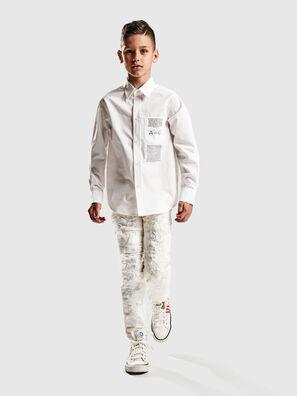 CSVENPRINT, Weiß - Hemden