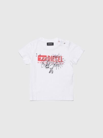 Diesel - TUDARIB, Weiß - T-Shirts und Tops - Image 1