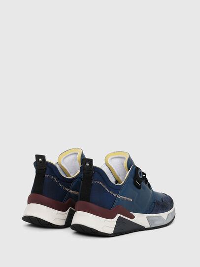 Diesel - S-BRENTHA LC, Blau - Sneakers - Image 3