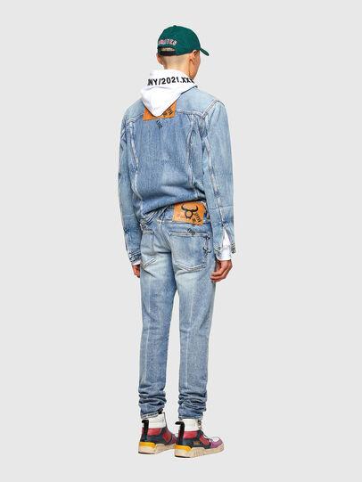 Diesel - D-Kras 009VW, Hellblau - Jeans - Image 7