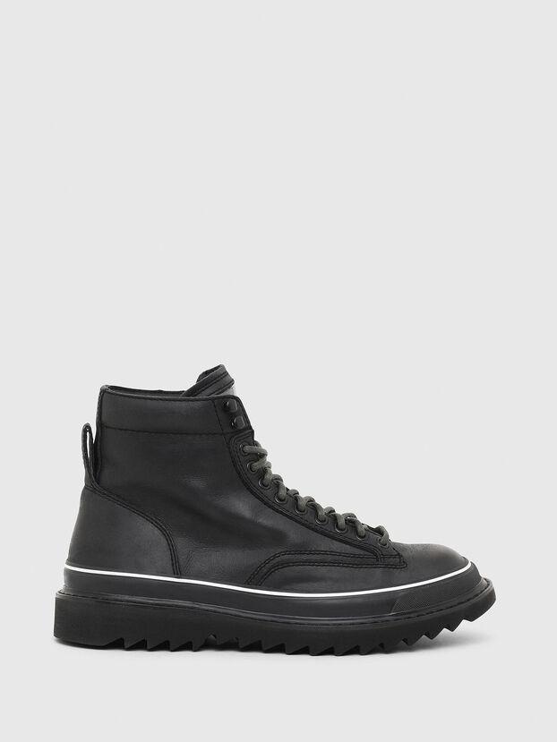 H-SHIROKI DMBB, Schwarz - Sneakers