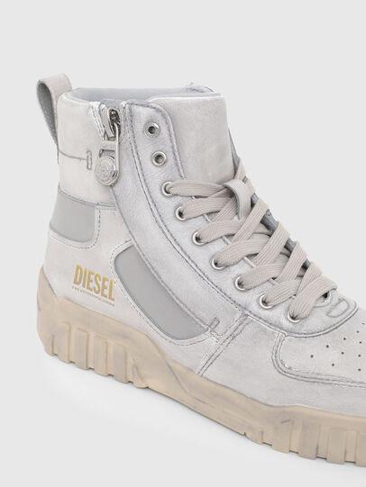 Diesel - S-RUA MID SK, Weiß - Sneakers - Image 6