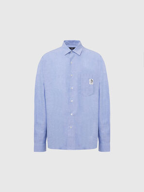 S-LOOMY-A, Hellblau - Hemden