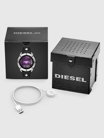 Diesel - DT2014, Schwarz/Silber - Smartwatches - Image 5