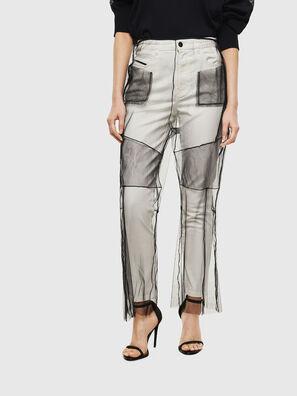 TYPE-1003, Weiß - Jeans