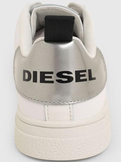 Diesel - S-CLEVER SO W, Weiß/Silber - Sneakers - Image 4