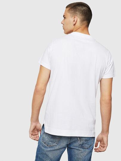 Diesel - T-LAZAREV, Weiß - T-Shirts - Image 2