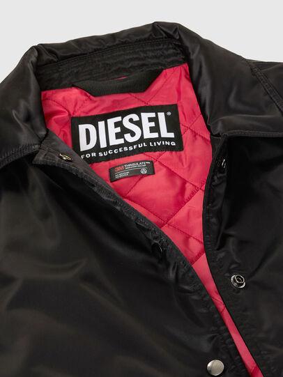 Diesel - G-KAT, Schwarz - Jacken - Image 5